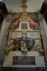 Tomb of Michelangelo Santa Croce Church Florence Italy religious catholic