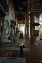 Santa Croce Sanctuary  Tombs Florence Italy Catholic religious